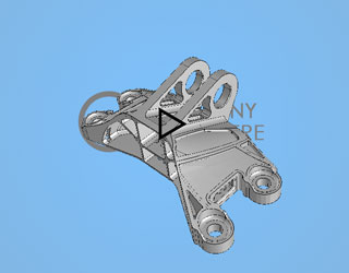 3dvieweronline mechanical jet bracket